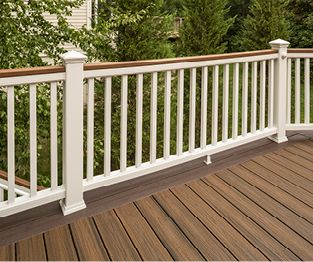 Deck Building   |  Deck Construction  |  TrexPro Platinum Contractors